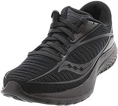 Saucony Womens Kinvara 10 Neutral Responsive Running Shoes Black 5 Medium (B,M)