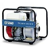 Motopompe thermique SDMO 54 m3/h Eaux chargées moteur HONDA