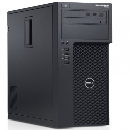 Dell Precision T1700 Workstation Mini Tower, Intel i7 i7-4790, 256G SSD, 16GB RAM, NVIDIA Quadro NVS 310, Windows 7 Professional