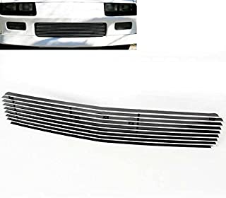 ZMAUTOPARTS For 82 Chevy Camaro Front Bumper Lower Billet Grille Grill Insert