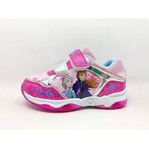 Sneaker Frozen Rosa (24)