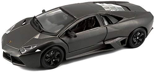 BBurago 21041, Coche reproducción de Lamborghini Reventon (sin pilas, escala 1:24), colores surtidos