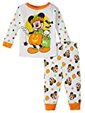 Mickey Mouse Halloween Long Sleeve Cotton Tight fit...