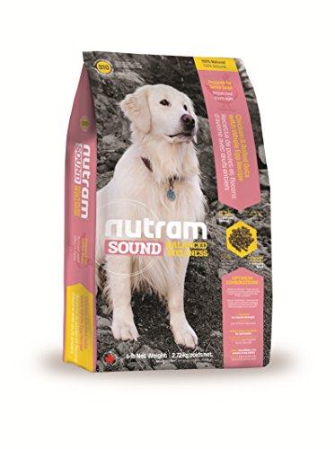 Nutram S10 Senior Natural Dog 2.72KG
