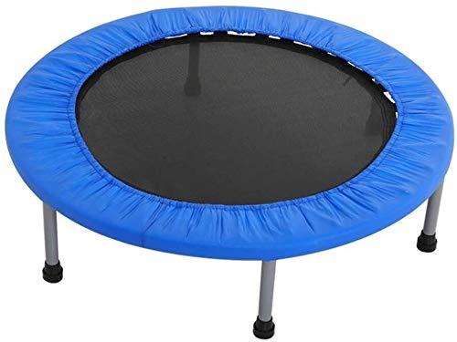 Kleine trampoline 36/40/48 Inch Fitness Trampoline, kan worden gebruikt als een mini trampoline for de kinderen of een Fitness Trampoline for volwassenen, Bungee Trampoline Trampoline Max gewicht van