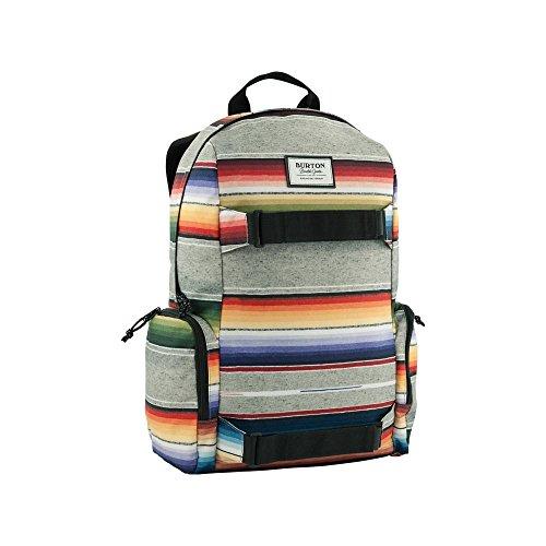 Burton Skater Rucksack Emphasis Pack - 35 Liter bright sinola stripe