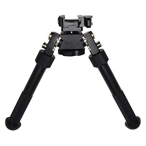 XWXS FIRECLUB CNC QD Quick Release Tactical Rifle Bipod Folding Swivel...