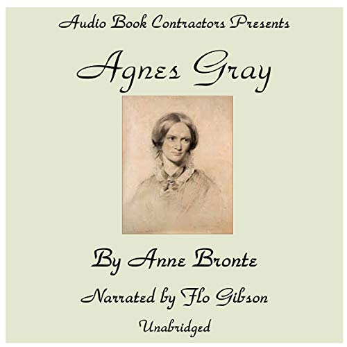 Agnes Gray cover art