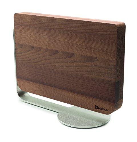 Wüsthof 7231 messenblok met magneten, beuken, bruin 365 x 275 x 150 mm