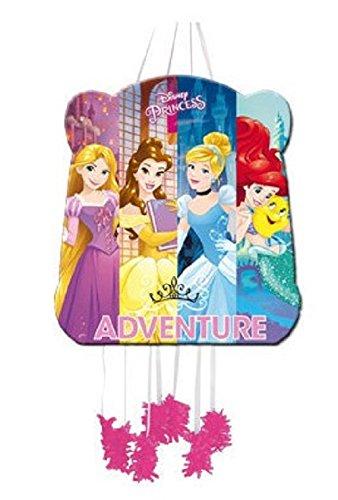 Verbetena, 014000904, disney piñata basic disney princesas adventure, dimensiones: 28x33 centimetros.
