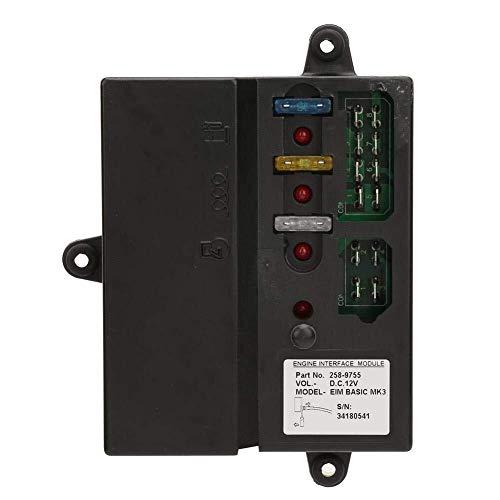 BINGFANG-W Driver del Motore Consiglio Rate Control, 258-9755 Motore Governatore EIM DC 12V Rate Control Consiglio modulo di interfaccia Stampante 3D