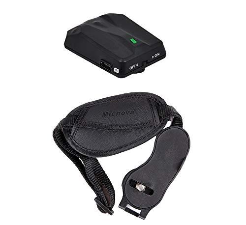 GPS-N Plus, GPS Receiver Geotagger für Nikon DSLR Kamera (Set mit Handschlaufe)