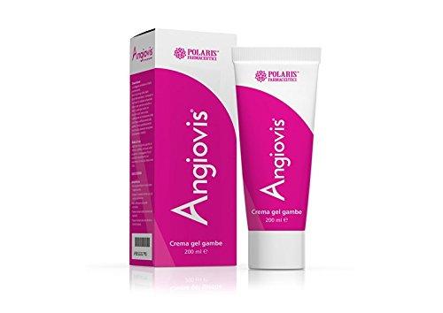 Angiovis crema gel 200 ml Gambe e caviglie gonfie Gambe...