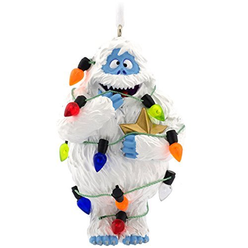 Hallmark Bumble The Abominable Snowman from Rudolph the Red-Nosed Reindeer Christmas Ornament by Hallmark
