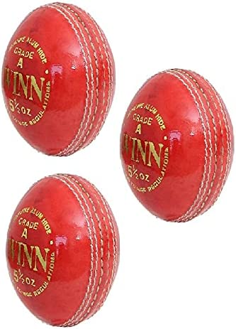 CW Max 84% OFF Win Genuine Leather Ball Men Manufacturer regenerated product of Hand Adult Stitch Pack 3
