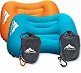 Best Inflatable Camping Pillows - The Big Blue Mtn Ultralight Backpacking Inflatable Camping Review