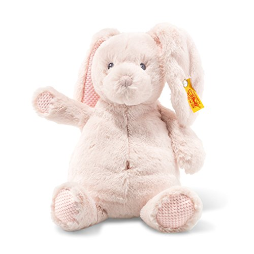 Steiff 240706 Soft Cuddly Friends Belly Hase, rosa