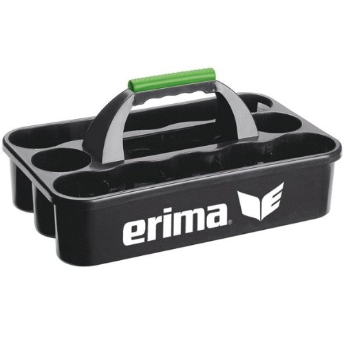 ERIMA 724902 Flaschenträger , schwarz/weiss, Breite 28cm, Länge 45cm