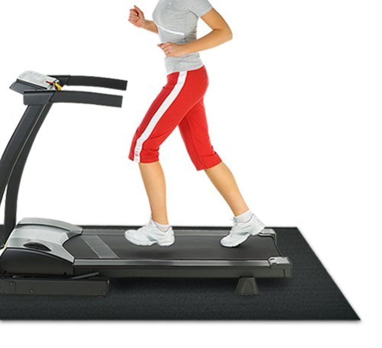 Rubber-Cal Treadmill Mat