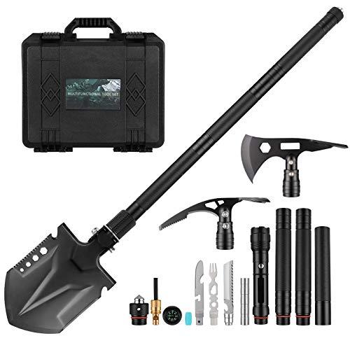 Tactical Shovel Axe Survival Mul...