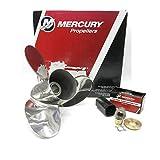Mercury Mercruiser OEM Mirage Stainless Steel Prop 15-1/4x19 Propeller 15.3 48-13700A46 by Mercury
