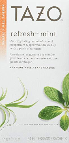 TZO149902 - Tazo Tea Bags Refresh Mint