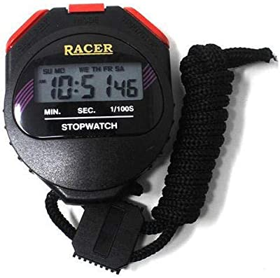 Royals® Sports Racer Stop Watch Study Timer