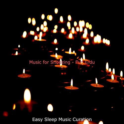 Easy Sleep Music Curation