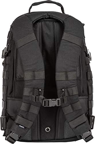 Can you conceal pistol in 5.11 RUSH12 Tactical Backpack