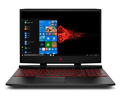 OMEN by HP 15.6-inch Gaming Laptop,...