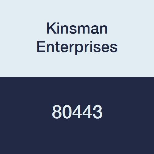 Kinsman Ranking TOP3 Enterprises 80443 Gait Belt Quick Release Plastic B Max 82% OFF with