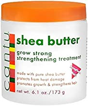 Cantu Shea Butter Grow Strong Strengthening Treatment 6.1 oz (173 g)