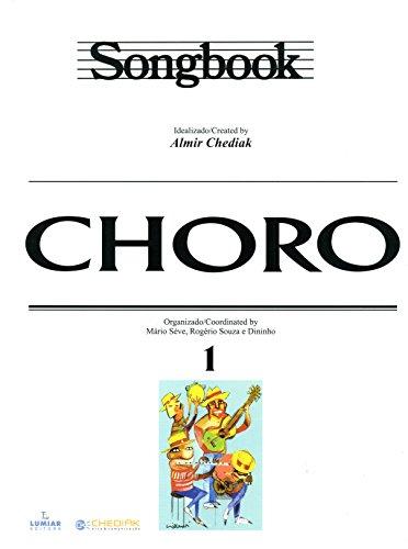 Songbook Choro - Volume 1