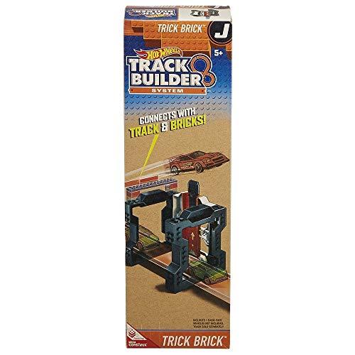 Hot Wheels Track Builder Set J / Trick Brick !