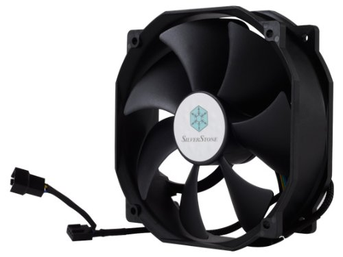 Silverstone Tek 140mm x 38mm Fan for CPU Cooler and Computer Cases Cooling FHP-141
