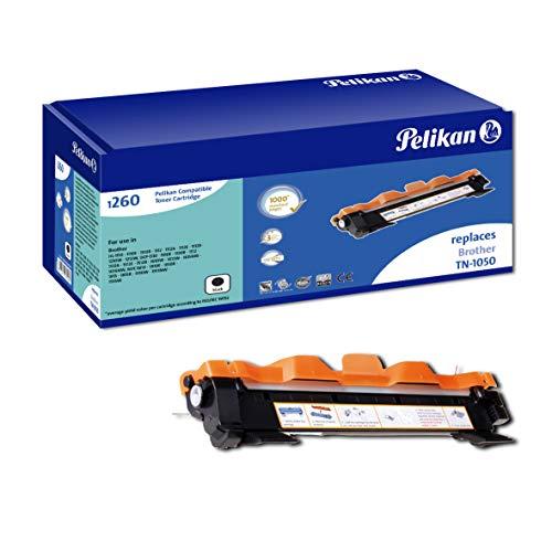 Pelikan Toner ersetzt Brother TN-1050 (passend für Drucker Brother HL 1110 / 1112 / MFC 1810 / DCP 1510/1512)