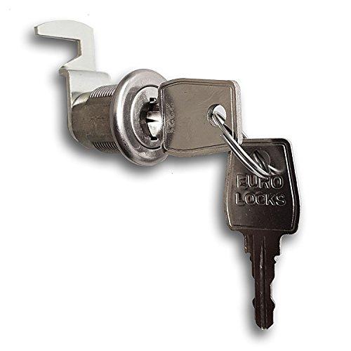 MOCAVI vervangend slot met 2 sleutels voor Mocavi-boxen 101-499 deurscharnier links