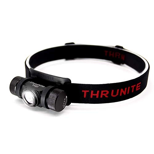 ThruNite TH20 Neutral White 520 Lumen CREE XP-L LED Headlamp Flashlight (NW)