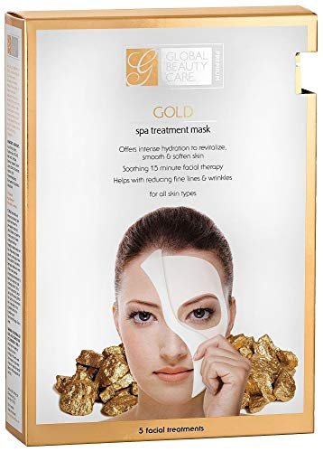 Price comparison product image Gold Spa Treatment Mask