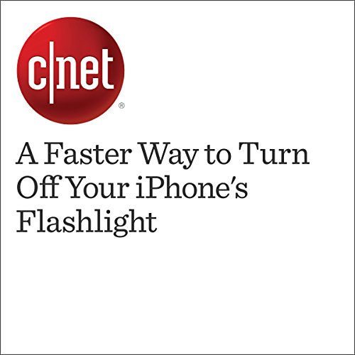 A Faster Way to Turn Off Your iPhone's Flashlight cover art
