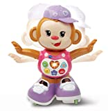 VTech Amanda Patinando Monita Interactiva, color rosa (80-505957) , color/modelo surtido