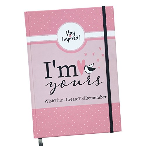 Notizbuch DIN A5 dotted mit Hardcover in Pink mit Lesezeichen und Gummiband. Hochwertiges Bullet Journal Buch A5 2019 gepunktet. Hardcover Notizbuch, ... Hochwertiges Notizheft im Hardcover Format