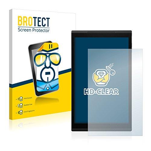 BROTECT Schutzfolie kompatibel mit Medion X10300 (MD 60348) (2 Stück) klare Bildschirmschutz-Folie