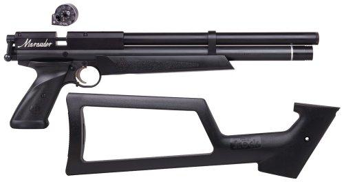 Benjamin Marauder BP2220 .22-Caliber PCP Air Pistol, Black