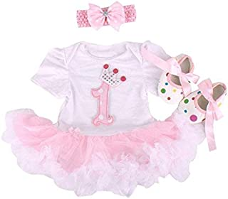Bela Baby Pink Baby Clothing Set For Girls