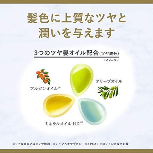 シエロオイルインヘアマニキュアアッシュブラウン100g+3g+10g