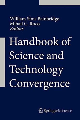 Handbook of Science and Technology Convergenceの詳細を見る
