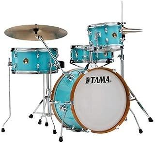 tama drum set blue