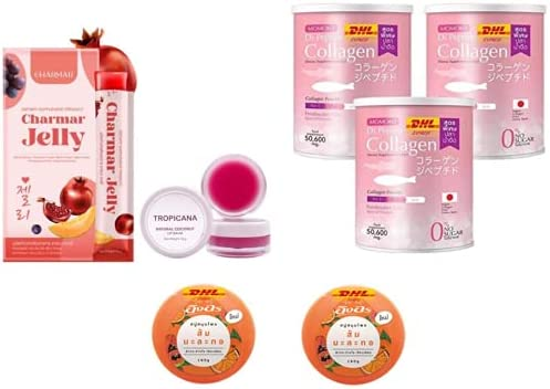 Charmar Jelly 5% OFF Collagen Anti Aging Skin Factory outlet Moisture Firming Radiant