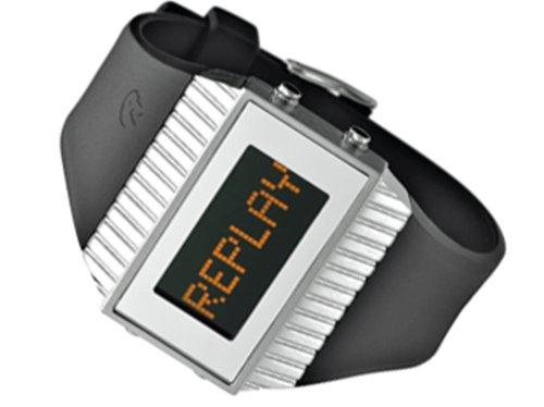 Replay Damen Armbanduhr Quarz RD5102AND, 42 mm
